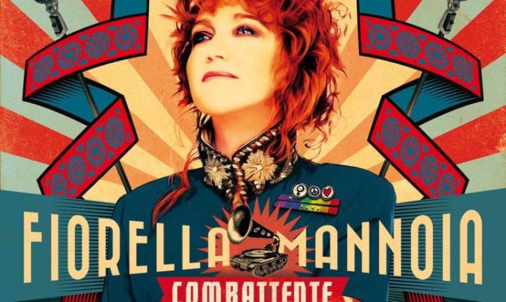 Concerto di Fiorella Mannoia a Messina e Palermo.