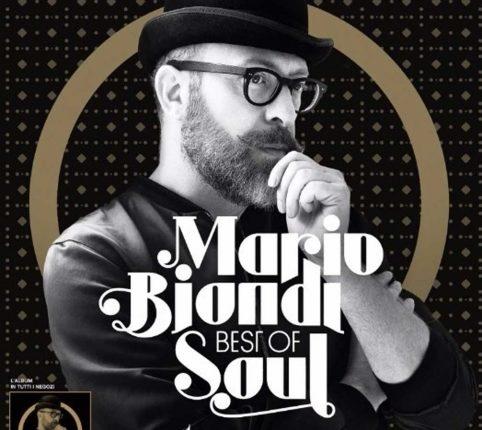 10 anni di carriera per Mario Biondi