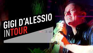 Gigi D'Alessio in concerto a Capo D'orlando