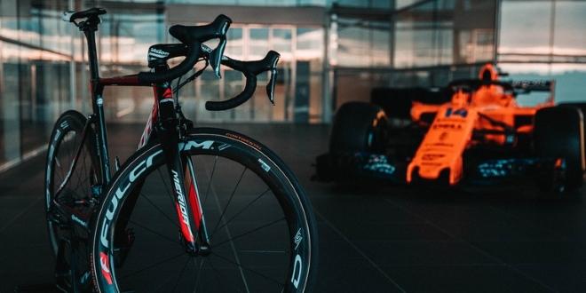 Ciclismo: la McLaren e il 50% della Bahrain Merida di Nibali