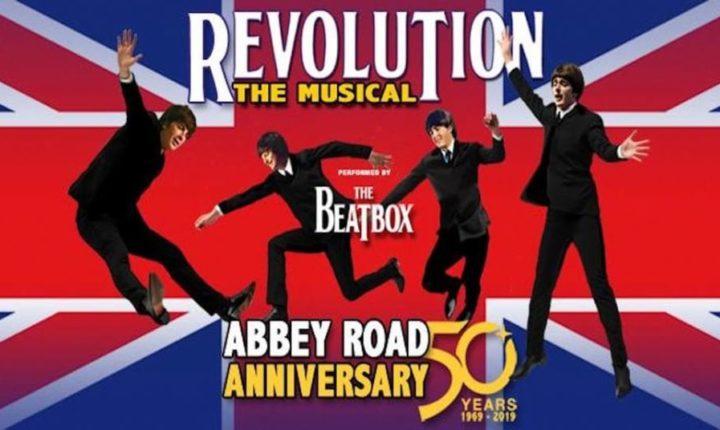 Revolution: The Beatles Musical
