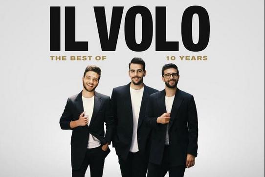 """Sono due i concerti del """"IL VOLO"""" a Taormina"""