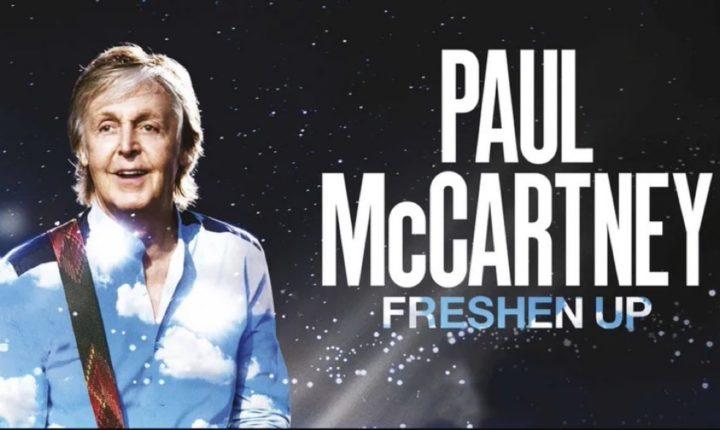 Paul McCartney a Napoli