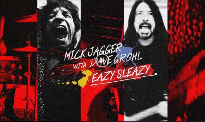 """Mick Jagger pubblica il nuovo singolo taggato """" Made in Sicily"""""""