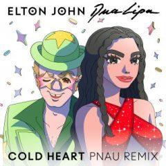 ELTON JOHN & DUA LIPA – Cold heart