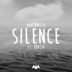 Marchmello ft Khalid - Silence