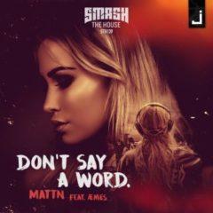 Mattn ft. Æmes - Don't Say a Word