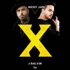 Nicky Jam ft J Balvin - X
